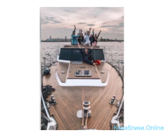 Аренда катера, яхты