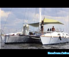 Прогулки по Волге, рыбалка и отдых на яхте