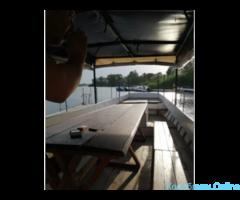 Прогулки на катере по реке Дон