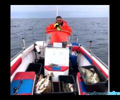 Морская рыбалка, экскурсии в Баренцевом море