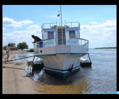 Рыболовный тур в Дельту Волги на теплоходе