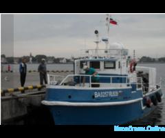Морская рыбалка в Калининграде