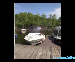 Аренда скоростного каютного катера с капитаном
