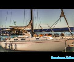 Прогулка на 9 метровой парусной яхте