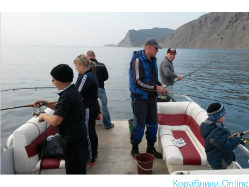 Рыбалка в открытом море. В любое время года - 2/8