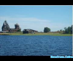 Отдых, рыбалка на Онежском озере. Аренда яхты.