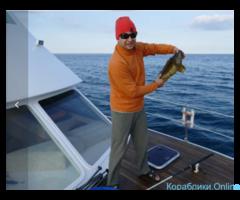 Морская речная озерная рыбалка Камчатка