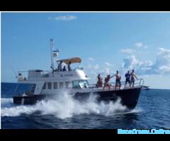 Аренда яхт и катеров в Балаклаве и Севастополе