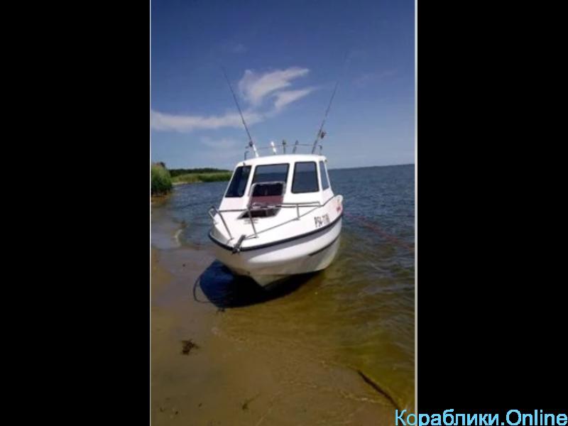 Морская рыбалка на море, заливе. - 1/1