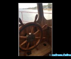 Аренда корабля. Прогулки рыбалка отдых Баня