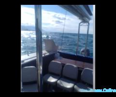 Рыбалка и прогулки с катера