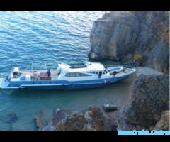 Прогулки по Байкалу. Круизы. Рыбалка