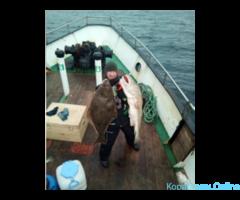 Рыбалка в Баренцевом море