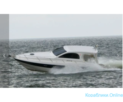 Аренда катера (моторной яхты)