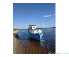 Путешествия, Рыбалка на катере