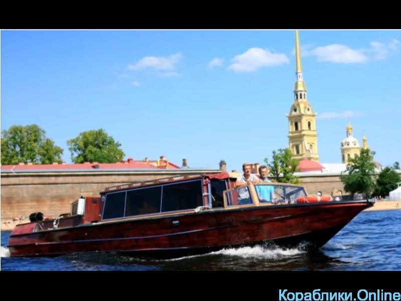 """Аренда катера """"Византия"""" на 10 чел - 3/8"""