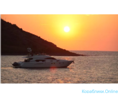 Романтический вечер \ Вечерняя прогулка на яхте
