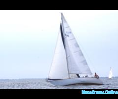 Прогулки на парусной яхте по Волге