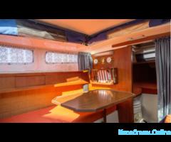 Прогулка на парусной яхте от собственника