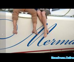 Фотосессии и прогулки на яхте