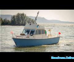 Прогулка на яхте в Тольятти