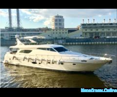 Аренда яхты Ferretti-72 в Москве и области - Изображение 6/8