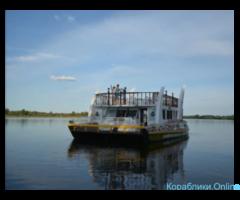 Любые мероприятия на яхте-катамаране Классик