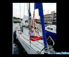 Аренда парусной яхты, для свадьбы, день рождения