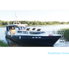 Прогулка на яхте (катере) Аренда яхты (катера)