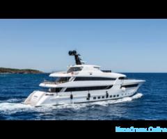 Аренда и чартер супер яхты в Сочи, Чёрное море