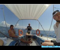Аренда яхты, прогулки, путешествия под парусом