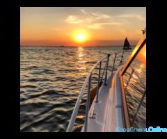 Аренда катера и яхты